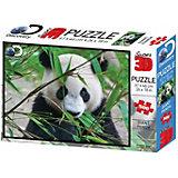 Пазл Prime 3D «Большая панда», 500 деталей (стереоэффект)