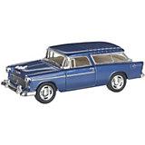 Коллекционная машинка Serinity Toys Chevrolet Nomad hardtop, синяя