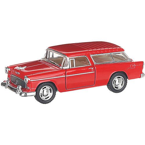 Коллекционная машинка Serinity Toys Chevrolet Nomad hardtop, красная от Serinity Toys