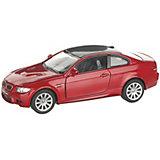 Коллекционная машинка Serinity Toys BMW M3 Купе, красная