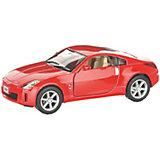 Коллекционная машинка Serinity Toys Nissan 350Z, красная