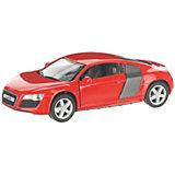Коллекционная машинка Serinity Toys Audi R8, красная
