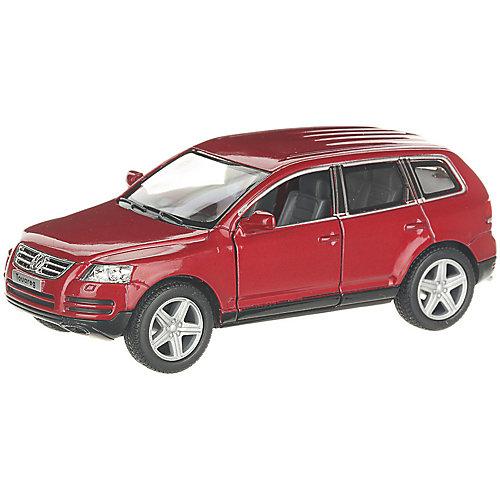 Коллекционная машинка Serinity Toys Volkswagen Touareg, красная от Serinity Toys