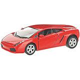 Коллекционная машинка Serinity Toys Lamborghini Gallardo, красная