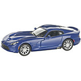 Коллекционная машинка Serinity Toys 2013 Dodge SRT Viper GTS, синяя