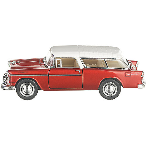 Коллекционная машинка Serinity Toys Chevrolet Nomad, бордовая от Serinity Toys