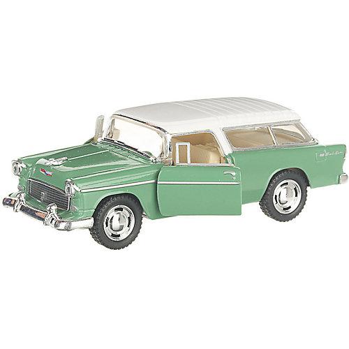 Коллекционная машинка Serinity Toys Chevrolet Nomad, зелёная от Serinity Toys