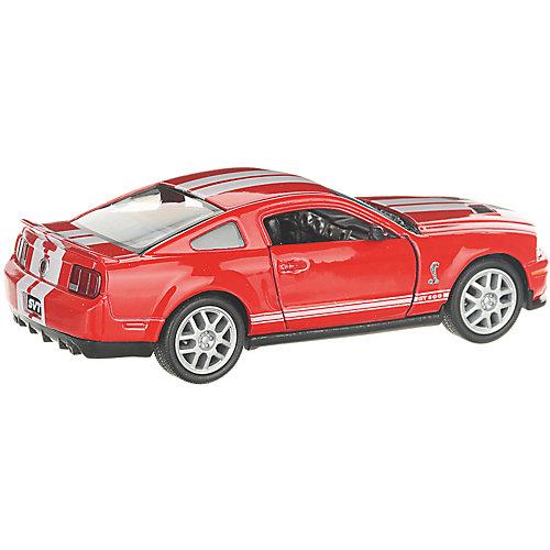 Коллекционная машинка Serinity Toys Shelby GT500 2007, красная от Serinity Toys