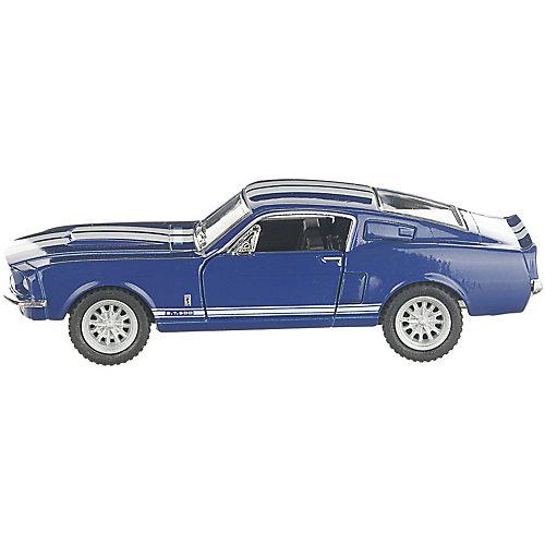 Коллекционная машинка Serinity Toys 1967 Shelby GT500, синяя от Serinity Toys