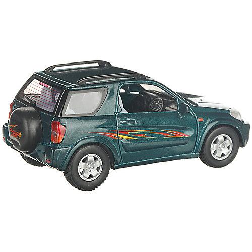 Коллекционная машинка Serinity Toys Toyota RAV4, зелёная от Serinity Toys