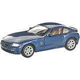 Коллекционная машинка Serinity Toys BMW Z4 Купе, синяя
