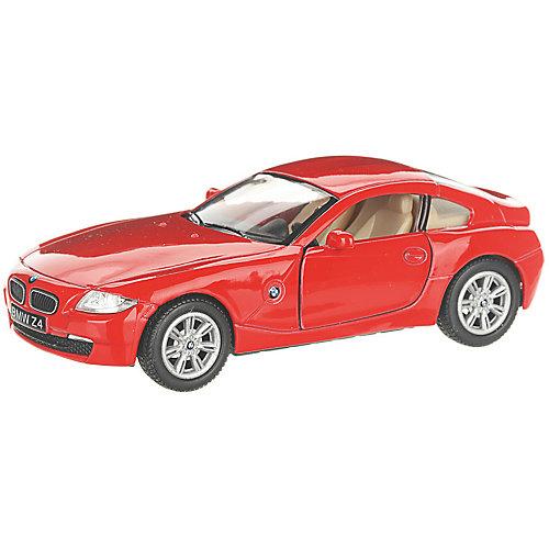 Коллекционная машинка Serinity Toys BMW Z4 Купе, красная от Serinity Toys