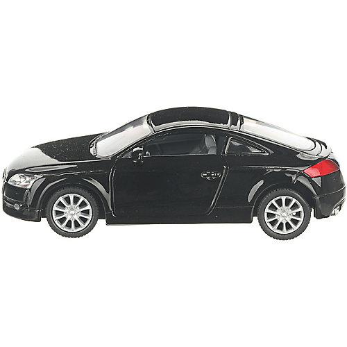 Коллекционная машинка Serinity Toys Audi ТТ 2008, чёрная от Serinity Toys