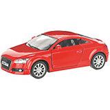 Коллекционная машинка Serinity Toys Audi ТТ 2008, красная