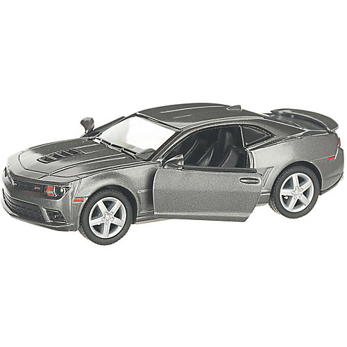 Коллекционная машинка Serinity Toys Chevrolet Camaro 2014, серебристая от Serinity Toys