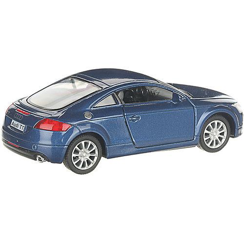 Коллекционная машинка Serinity Toys Audi ТТ 2008, синяя от Serinity Toys