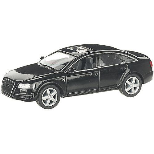 Коллекционная машинка Serinity Toys Audi А6, чёрная от Serinity Toys
