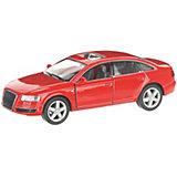 Коллекционная машинка Serinity Toys Audi А6, красная