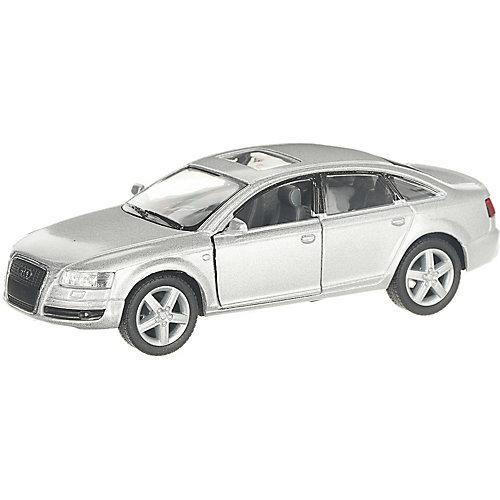 Коллекционная машинка Serinity Toys Audi А6, серебристая от Serinity Toys