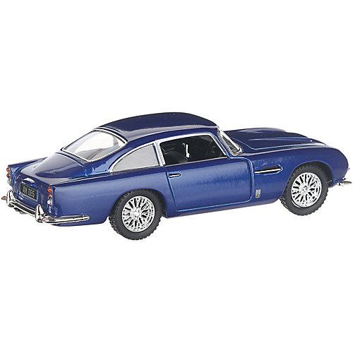 Коллекционная машинка Serinity Toys Aston Martin DB5, синяя от Serinity Toys