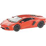 Коллекционная машинка Serinity Toys Lamborghini Aventador LP700-4, красная