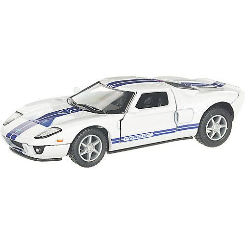 Коллекционная машинка Serinity Toys Ford GT 2006, белая от Serinity Toys