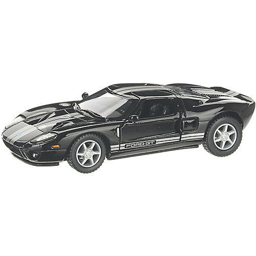 Коллекционная машинка Serinity Toys Ford GT 2006, чёрная от Serinity Toys
