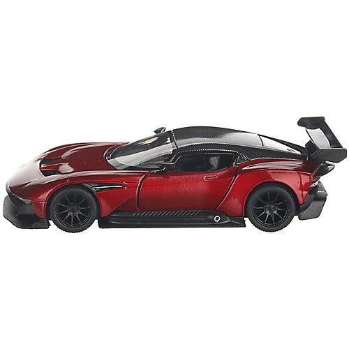 Коллекционная машинка Serinity Toys Aston Martin Vulcan, красная от Serinity Toys