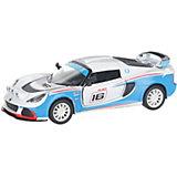 Коллекционная машинка Serinity Toys 2012 Lotus Exige R-GT, белая