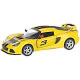 Коллекционная машинка Serinity Toys 2012 Lotus Exige S, жёлтая