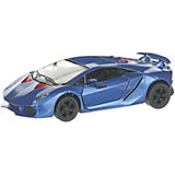 Коллекционная машинка Serinity Toys Lamborghini Sesto Elemento, синяя