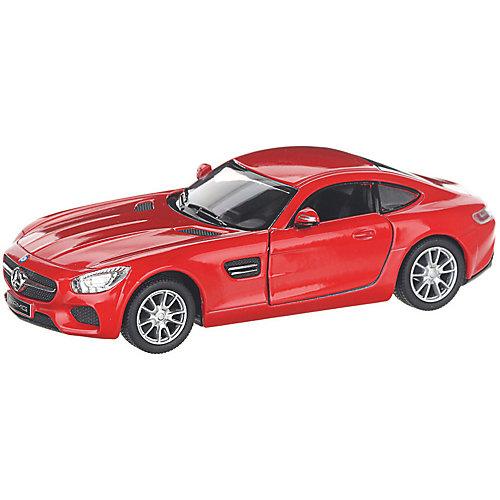 Коллекционная машинка Serinity Toys Mercedes-AMG GT, красная от Serinity Toys