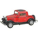 Коллекционная машинка Serinity Toys Ford Купе, красная