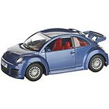 Коллекционная машинка Serinity Toys Volkswagen Beetle New Rsi, синяя