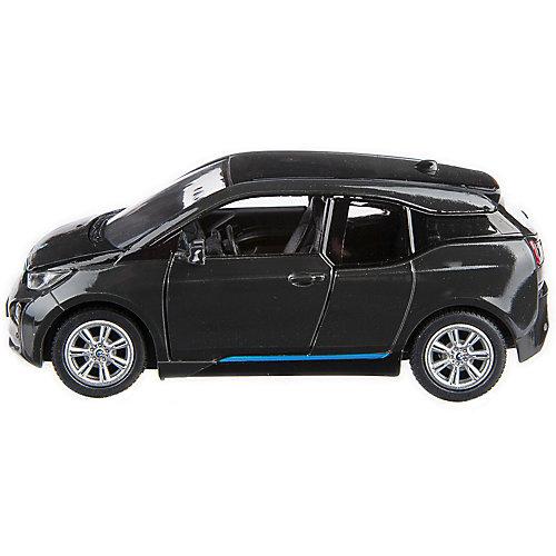 Коллекционная машинка Serinity Toys BMW i3, чёрная от Serinity Toys