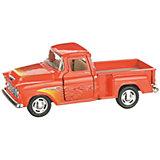 Коллекционная машинка Serinity Toys Сhevy Stepside Пикап, красная