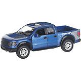 Коллекционная машинка Serinity Toys 2013 Ford F-150 SVT Raptor, синяя