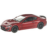 Коллекционная машинка Serinity Toys 2016 Maserati GranTurismo, бордовая