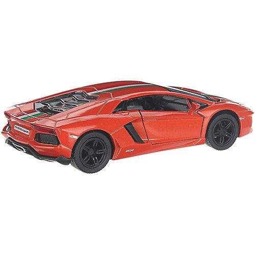 Коллекционная машинка Serinity Toys Lamborghini Aventador LP700-4, красная от Serinity Toys