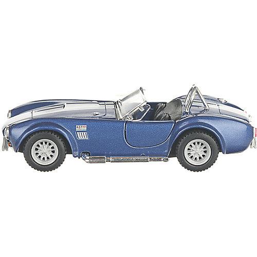 Коллекционная машинка Serinity Toys Shelby Cobra 427, синяя от Serinity Toys