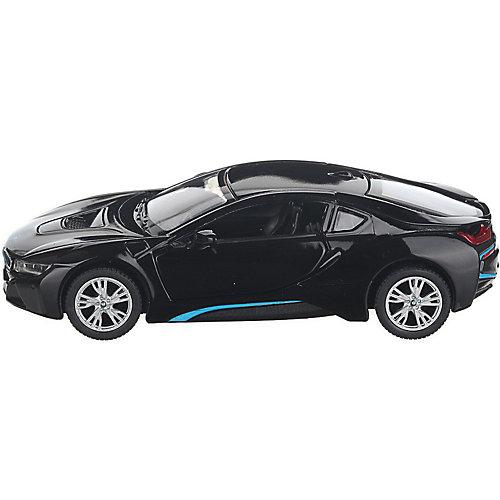 Коллекционная машинка Serinity Toys BMW i8, чёрная от Serinity Toys