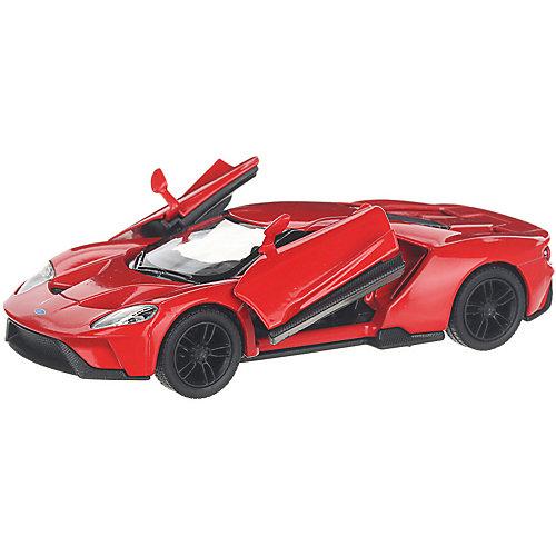 Коллекционная машинка Serinity Toys 2017 Ford GT, красная от Serinity Toys