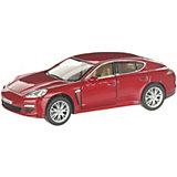 Коллекционная машинка Serinity Toys Porsche Panamera S, красная