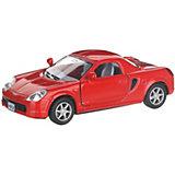 Коллекционная машинка Serinity Toys Toyota MR2, красная