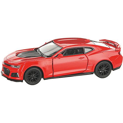 Коллекционная машинка Serinity Toys 2017 Chevrolet Camaro ZL1, красная от Serinity Toys