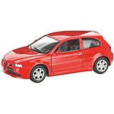 Коллекционная машинка Serinity Toys Alfa Romeo 147 GTA, красная