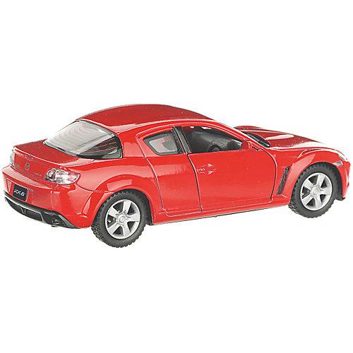 Коллекционная машинка Serinity Toys Mazda RX8, красная от Serinity Toys