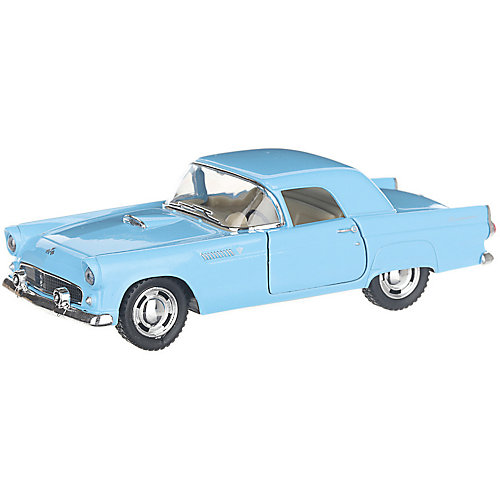 Коллекционная машинка Serinity Toys Ford Thunderbird 1955, голубая от Serinity Toys