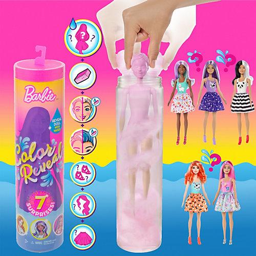 Barbie Кукла-сюрприз от Mattel