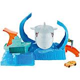 Игровой набор Hot Wheels City Ледяная акула